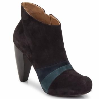 Sapatos Mulher Botas baixas Coclico LESSING Castanho