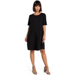 Textil Mulher Sweats Be B082 Breezy shift dress - preto