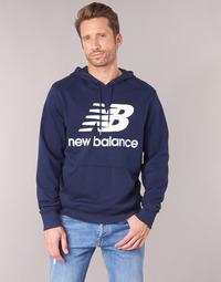Textil Homem Sweats New Balance NB SWEATSHIRT Marinho