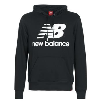 Textil Homem Sweats New Balance NB SWEATSHIRT Preto