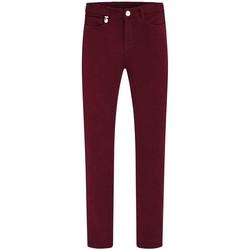 Textil Rapariga Calças Mayoral Kids Pantalon Mayoral Felpa Granate vermelho