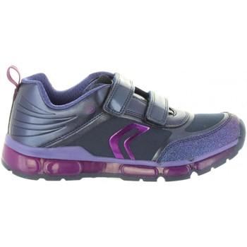 Sapatos Rapariga Sapatilhas Geox J8445A 0AJAU J ANDROID Azul