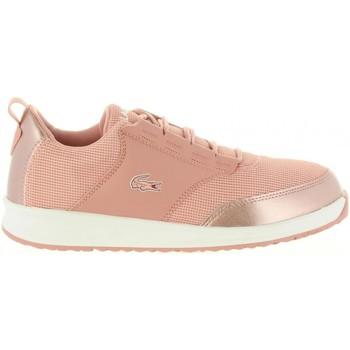 Sapatos Rapariga Sapatilhas Lacoste 36SPJ0008 LIGHT Rosa