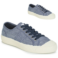 Sapatos Mulher Sapatilhas Pepe jeans ING LOW Azul