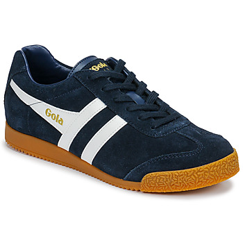 Sapatos Homem Sapatilhas Gola HARRIER Azul