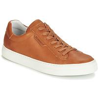Sapatos Homem Sapatilhas Schmoove SPARK-CLAY Castanho