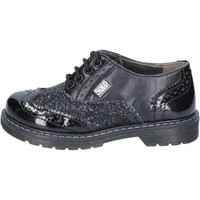 Sapatos Rapariga Sapatos Solo Soprani Clássico BT296 Preto