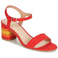 Sapatos Mulher Sandálias Ravel CLEMONT Laranja
