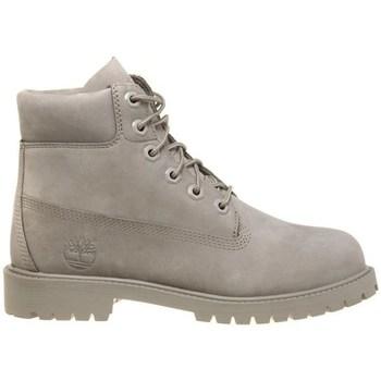 Sapatos Mulher Calçado de segurança Timberland 6IN Premium Junior Cinzento