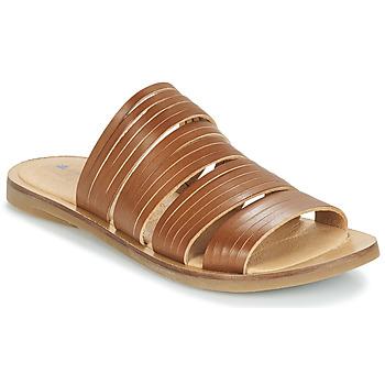 Sapatos Mulher Chinelos El Naturalista TULIP Castanho
