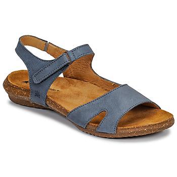 Sapatos Mulher Sandálias El Naturalista WAKATAUA Azul