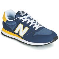 Sapatos Homem Sapatilhas New Balance GM500 Azul