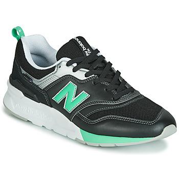 Sapatos Mulher Sapatilhas New Balance CW997 Cinza
