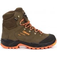 Sapatos Sapatos de caminhada Chiruca Botas  Game Force Hi Vis 38 Goretex Verde