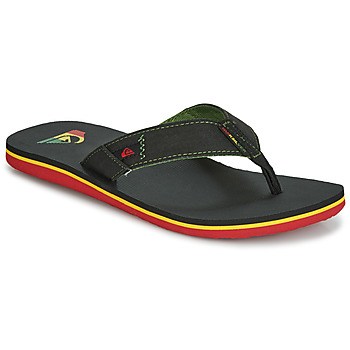 Sapatos Homem Chinelos Quiksilver MOLOKAI ABYSS M SNDL XGKG Preto