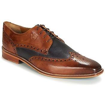 Sapatos Homem Sapatos Melvin & Hamilton MARTIN 16 Castanho / Azul