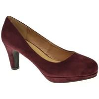Sapatos Mulher Escarpim Stay 83152 Rojo