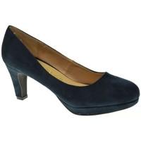 Sapatos Mulher Escarpim Stay 83152 Azul