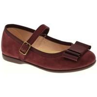 Sapatos Rapariga Sabrinas Tokolate 1102N Rojo