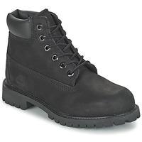 Sapatos Rapaz Botas baixas Timberland 6 IN CLASSIC Preto