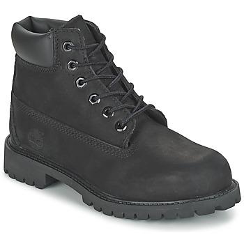 Sapatos Criança Botas baixas Timberland 6 IN CLASSIC Preto