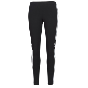 Textil Mulher Collants adidas Originals TREFOIL TIGHT Preto