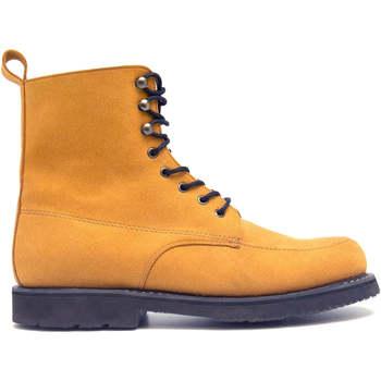 Sapatos Homem Botas baixas Nae Vegan Shoes André Camel bege