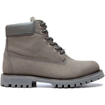 Sapatos Botas baixas Nae Vegan Shoes Etna Grey cinza