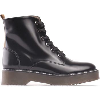 Sapatos Mulher Botas baixas Nae Vegan Shoes Trina Black preto