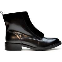 Sapatos Mulher Botins Nae Vegan Shoes Zipme preto