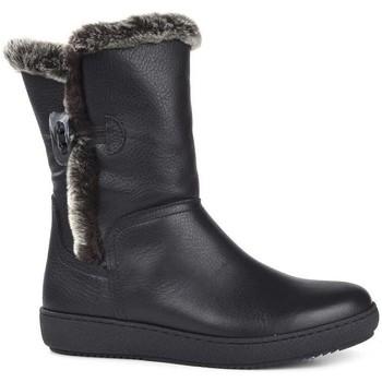 Sapatos Mulher Botas de neve Alpe 3220 Preto