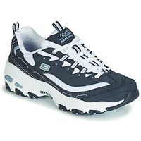 Sapatos Mulher Sapatilhas Skechers D'LITES BIGGEST FAN Navy