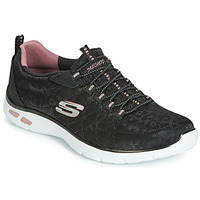 Sapatos Mulher Sapatilhas Skechers EMPIRE D'LUX SPOTTED Preto
