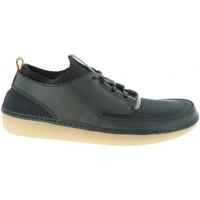 Sapatos Homem Calçado de segurança Clarks 26125773 NATURE IV Azul