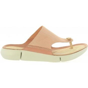 Sapatos Mulher Chinelos Clarks 26131757 TRI CARMEN Rosa