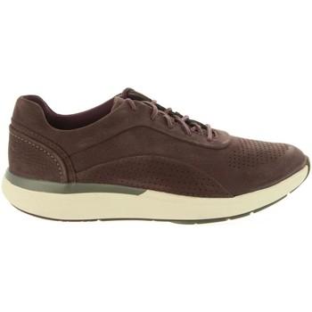 Sapatos Mulher Sapatilhas Clarks 26137979 UN CRUISE Rojo