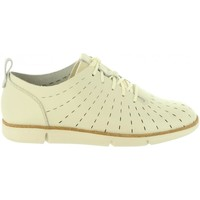 Sapatos Mulher Sapatos Clarks 26132529 TRI ETCH Hueso