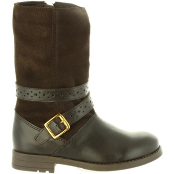 Sapatos Rapariga Botas Chika 10 ADIVINANZA 03 Marrón