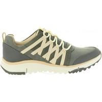 Sapatos Mulher Sapatilhas Clarks 26135108 TRI TRAIL Gris
