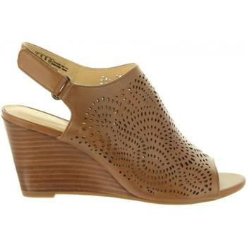 Sapatos Mulher Sandálias Clarks 26131855 RAVEN Marrón