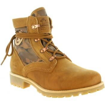 Sapatos Mulher Sapatos de caminhada Panama Jack ROUTE BOOT REPORTER B10 Marr?n