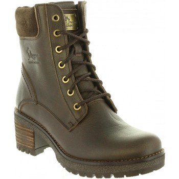 Sapatos Mulher Sapatos de caminhada Panama Jack PHOEBE B15 Marr?n