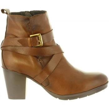 Sapatos Mulher Botas Chika 10 MARGOT 04 Marrón