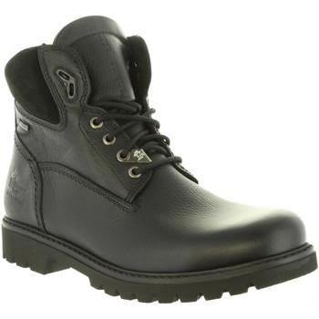 Sapatos Homem Sapatos de caminhada Panama Jack AMUR GTX C18 Negro