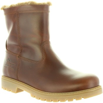 Sapatos Homem Botas Panama Jack FEDRO C23 Marr?n
