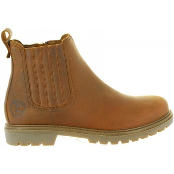 Sapatos Homem Botas baixas Panama Jack BILL C1 Marrón