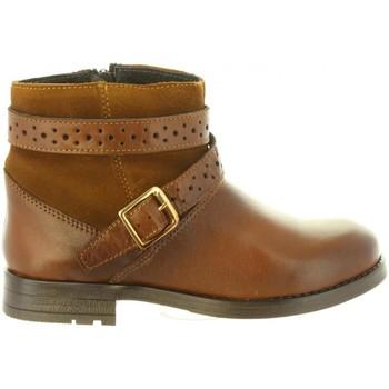 Sapatos Rapariga Botins Chika 10 ADIVINANZA 04 Marrón