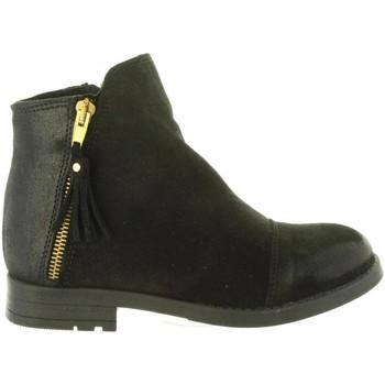 Sapatos Rapariga Botins Chika 10 ADIVINANZA 05 Negro