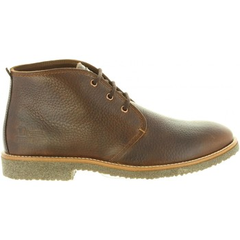 Sapatos Homem Botas baixas Panama Jack GAEL C11 Marrón