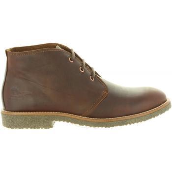 Sapatos Homem Botas baixas Panama Jack GAEL C9 Marr?n